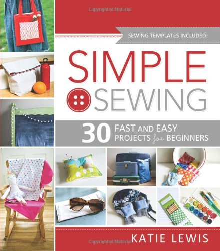 simple sewing book cover