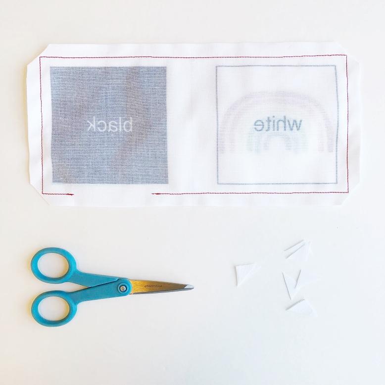 DIY Soft Fabric Color Book – katie lewis studio